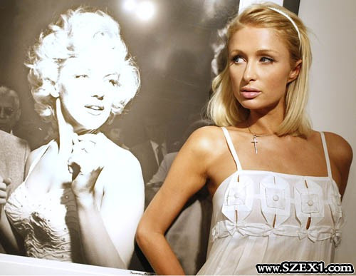 paris_hilton_marilyn_monroe