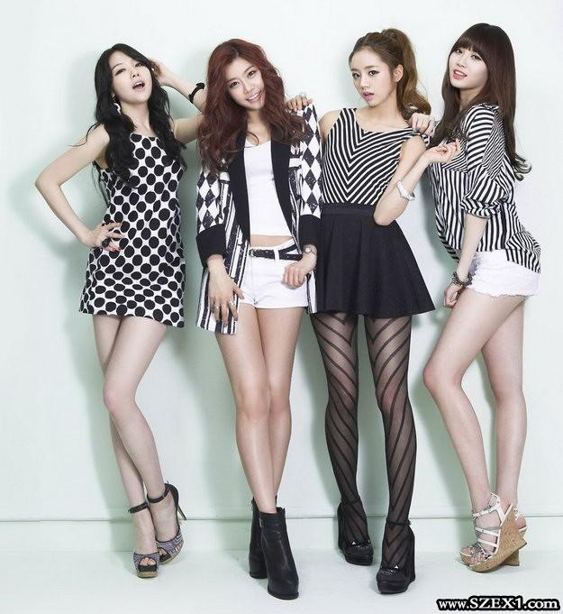 Modell lányok 2. - Linkek a lányokra