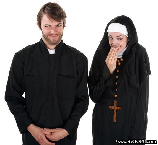 Секс один мужик и много монашек посвящение